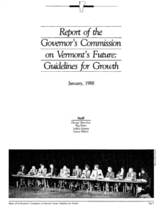 Commission on VT's Future