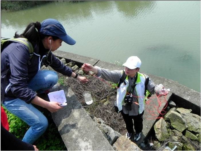 water monitoring in china