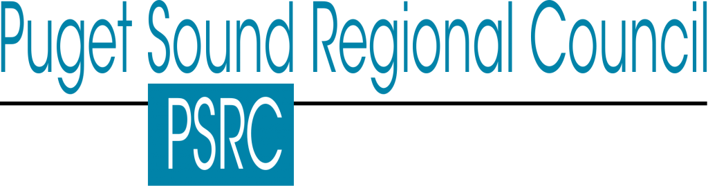 Puget Sound REgional council logo
