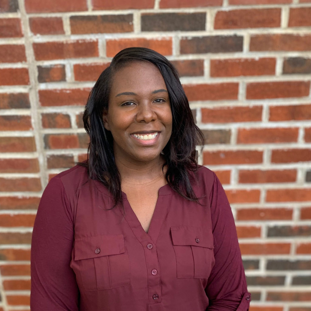 Lakeshia Wright, staff