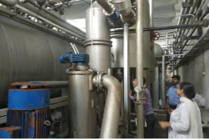 Capturing energy from waste heat